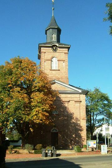 Evangelische Kirche Oberliederbach
