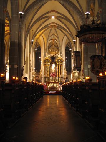 Altar St. Lambertus, Düsseldorf