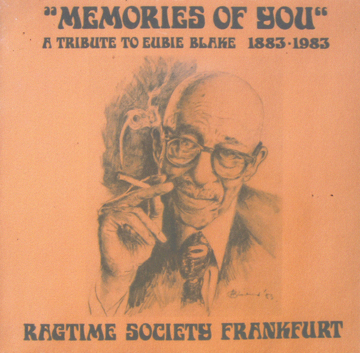 Memories of You – Ragtime Society Frankfurt