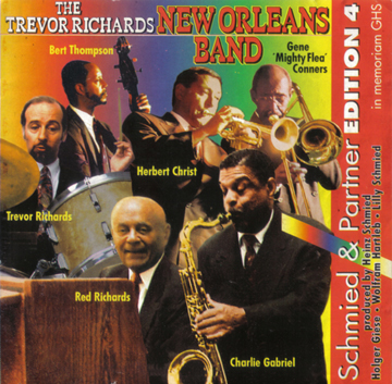 The Trevor Richards New Orleans Band