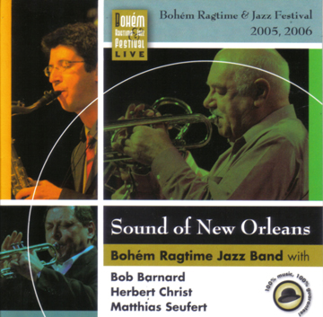 Sound of New Orleans – Bohém Ragtime Jazz Band