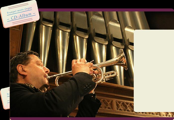 Herbert Christ – Trumpet meets Organ